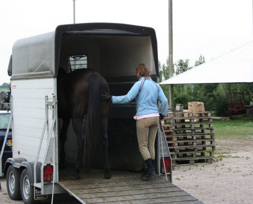 trailerladen